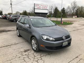 Used 2011 Volkswagen Golf Wagon Trendline for sale in Komoka, ON