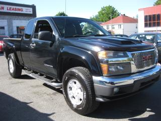 Used 2004 GMC Canyon SLE Ext Cab Z71 4x4 AC PL PM PW for sale in Ottawa, ON