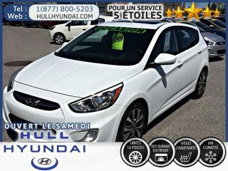 Used 2017 Hyundai Accent Se,sunroof,bluetooth for sale in Gatineau, QC