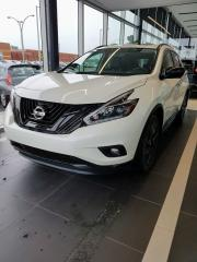 Used 2018 Nissan Murano Midnight Edition for sale in Montréal, QC