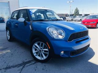 Used 2012 MINI Cooper S for sale in Gatineau, QC