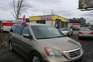Used 2008 Honda Odyssey EX with 8 seats for sale in Ottawa, ON