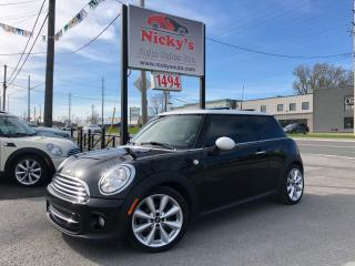 Used 2013 MINI Cooper NAVIGATION - PANO ROOF - AUTO | $67 WEEKLY! for sale in Gloucester, ON