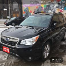 Used 2015 Subaru Forester i Convenience for sale in Etobicoke, ON