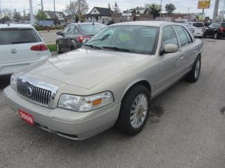 Used 2009 Mercury Grand Marquis LS Ultimate for sale in Hamilton, ON