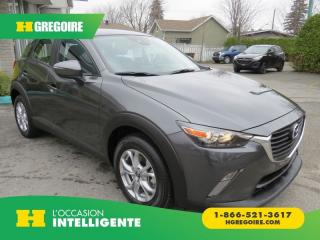 Used 2018 Mazda CX-3 GS AWD AUT A/C MAGS for sale in St-Léonard, QC