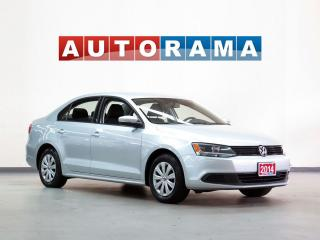 Used 2014 Volkswagen Jetta TRENDLINE BLUETOOTH for sale in North York, ON
