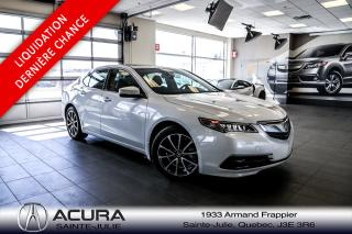 Used 2017 Acura TLX V6 Tech for sale in Ste-julie, QC