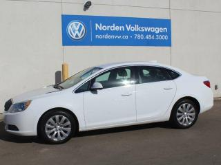 Used 2017 Buick Verano AUTOMATIC - NO ACCIDENTS for sale in Edmonton, AB