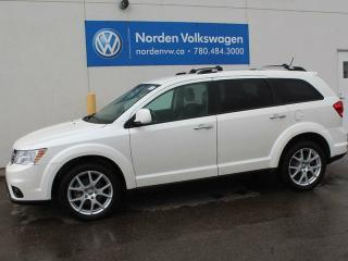 Used 2014 Dodge Journey R/T AWD - HEATED LEATHER SEATS for sale in Edmonton, AB