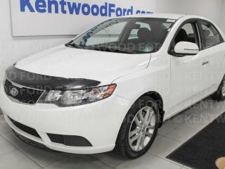 Used 2012 Kia Forte EX with heated seats! Forte forte forte! Buy one today for sale in Edmonton, AB