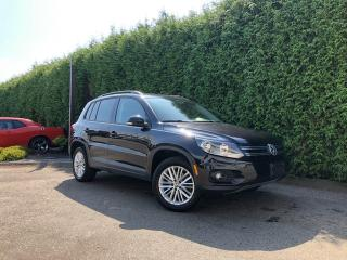 Used 2016 Volkswagen Tiguan Comfortline 4dr AWD 4MOTION for sale in Surrey, BC