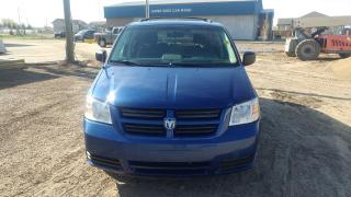 Used 2010 Dodge Grand Caravan SE for sale in Stettler, AB