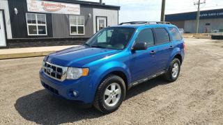 Used 2012 Ford Escape XLT FWD for sale in Stettler, AB
