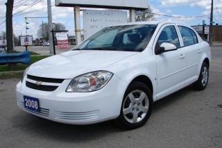 Used 2008 Chevrolet Cobalt LT w/1SB for sale in Mississauga, ON