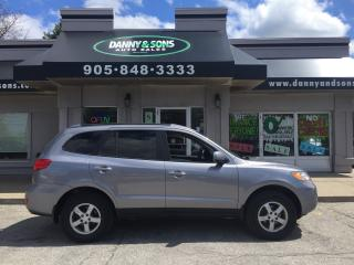 Used 2008 Hyundai Santa Fe GL 5-Pass for sale in Mississauga, ON