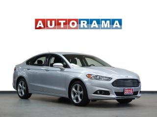 Used 2016 Ford Fusion SE NAVIGATION BACKUP CAMERA AWD BLUETOOTH for sale in North York, ON