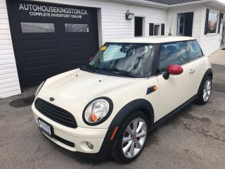 Used 2009 MINI Cooper for sale in Kingston, ON