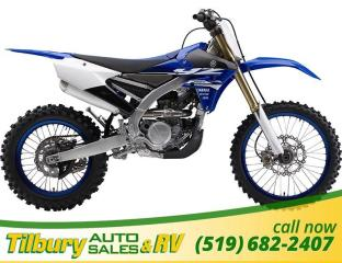 New 2018 Yamaha YZ250FX for sale in Tilbury, ON