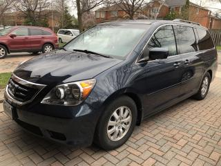 Used 2009 Honda Odyssey EX-L for sale in Thornhill, ON