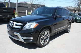 Used 2014 Mercedes-Benz GLK 250 GLK 250 BlueTec for sale in Toronto, ON