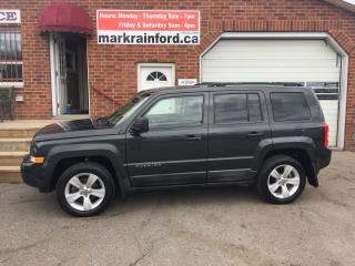 Used 2011 Jeep Patriot North Edition 4x4 Bluetooth Low Kms for sale in Bowmanville, ON