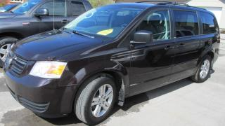 Used 2010 Dodge Grand Caravan Alloy wheels, DVD for sale in Chatsworth, ON