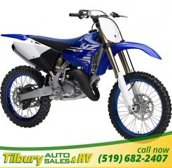 New 2018 Yamaha YZ125 124cc, 2-stroke engine for sale in Tilbury, ON