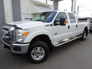 Used 2016 Ford F-350 XLT FX4 4x4, Crew 8 Ft. Box, Diesel, LIFTED for sale in Langley, BC
