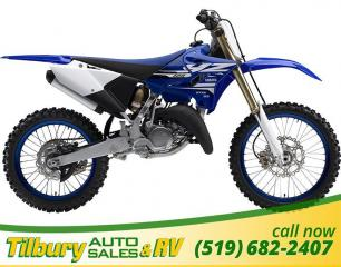 New 2018 Yamaha YZ125JL for sale in Tilbury, ON