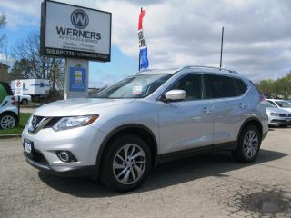 Used 2014 Nissan Rogue SL for sale in Cambridge, ON