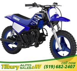New 2018 Yamaha PW50 49cc engine, 485mm (19.1