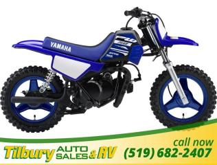 New 2018 Yamaha PW50 GREAT KIDS BIKE! for sale in Tilbury, ON