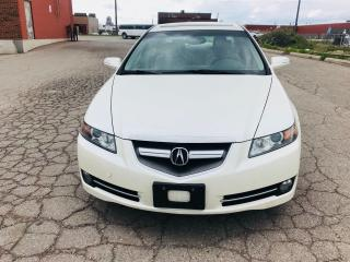 Used 2008 Acura TL w/Nav Pkg for sale in Brampton, ON