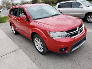 Used 2017 Dodge Journey GT, LEATHER, SUNROOF. NAVIATION for sale in Scarborough, ON