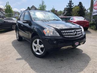 Used 2006 Mercedes-Benz ML500 for sale in Surrey, BC