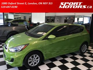 Used 2012 Hyundai Accent GL! New Brakes! A/C! Tinted! Cruise Control! for sale in London, ON