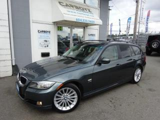 Used 2010 BMW 3 Series 328ix Touring AWD Wagon Pano Roof, No Accidents for sale in Langley, BC