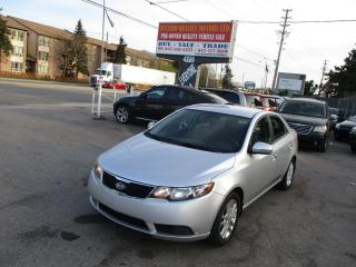 Used 2011 Kia Forte EX for sale in Toronto, ON