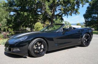 Used 2008 Chevrolet Corvette Callaway Supercharger Package for sale in Summerland, BC