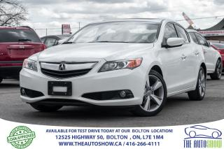 Used 2013 Acura ILX Premium Pkg 1 owner, Accident free, Acura warranty for sale in Caledon, ON