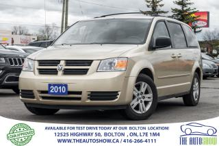 Used 2010 Dodge Grand Caravan SXT REAR CAMERA AUTO START DUAL + DVD + STOW N GO for sale in Caledon, ON