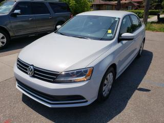 Used 2017 Volkswagen Jetta TRENDLINE+ for sale in Toronto, ON