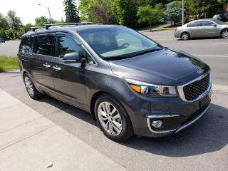 Used 2017 Kia Sedona SXL+ for sale in Toronto, ON