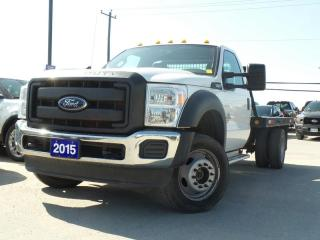 Used 2015 Ford F-550 Super Duty DRW XL 6.7L V8 DIESEL for sale in Midland, ON
