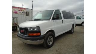 Used 2010 GMC Savana 11 passanger van for sale in Mississauga, ON
