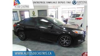 Used 2015 Ford Focus SE for sale in Châteauguay, QC