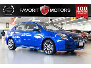 Used 2012 Nissan Sentra SE-R , Keyless Entry, Cruise Control for sale in North York, ON