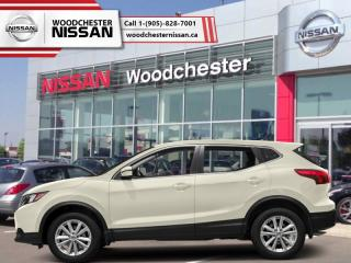 New 2018 Nissan Qashqai SV  - $159.72 B/W for sale in Mississauga, ON