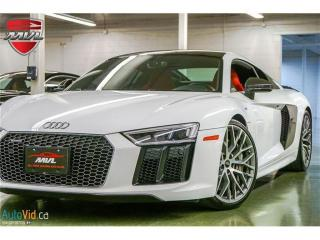 Used 2017 Audi R8 5.2 V10 plus for sale in Oakville, ON